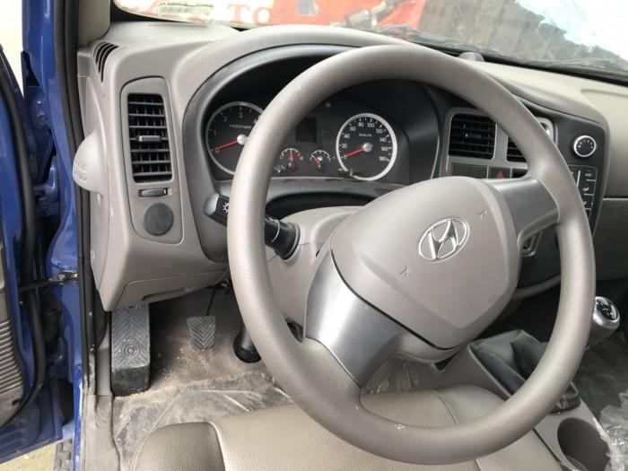 Xe tải Hyundai H150 1.5 tấn, thùng mui bạt - Hyundai Vũ Hùng cam kết giá xe tải rẻ nhất miền Nam