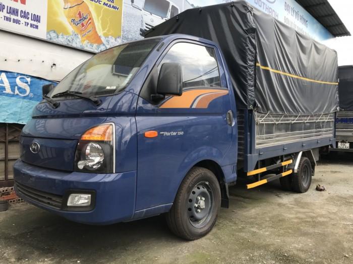 Khuyến mãi mua xe tải Hyundai H150 1.5 tấn, thùng mui bạt - Hyundai Vũ Hùng cam kết giá xe tải rẻ nhất miền Nam - Gọi 0933638116 (Mr Hùng 24/24)