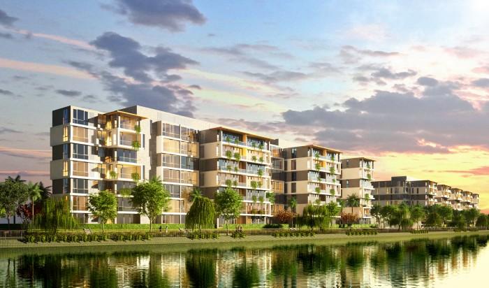 Nhận booking giai đoạn 1 căn hộ biệt thự Sky Villas đẳng cấp Châu Âu