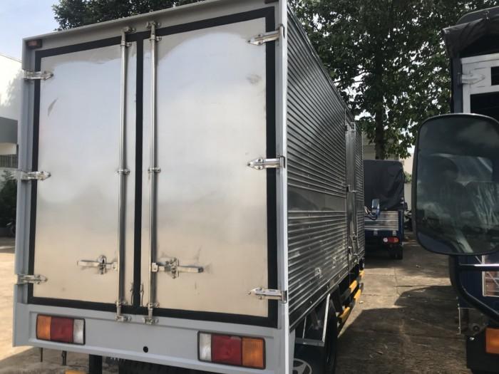 Xe tải Hyundai IZ49 2.4 tấn, đóng thùng theo yêu cầu - Hyundai Vũ Hùng cam kết giá xe tải rẻ nhất miền Nam