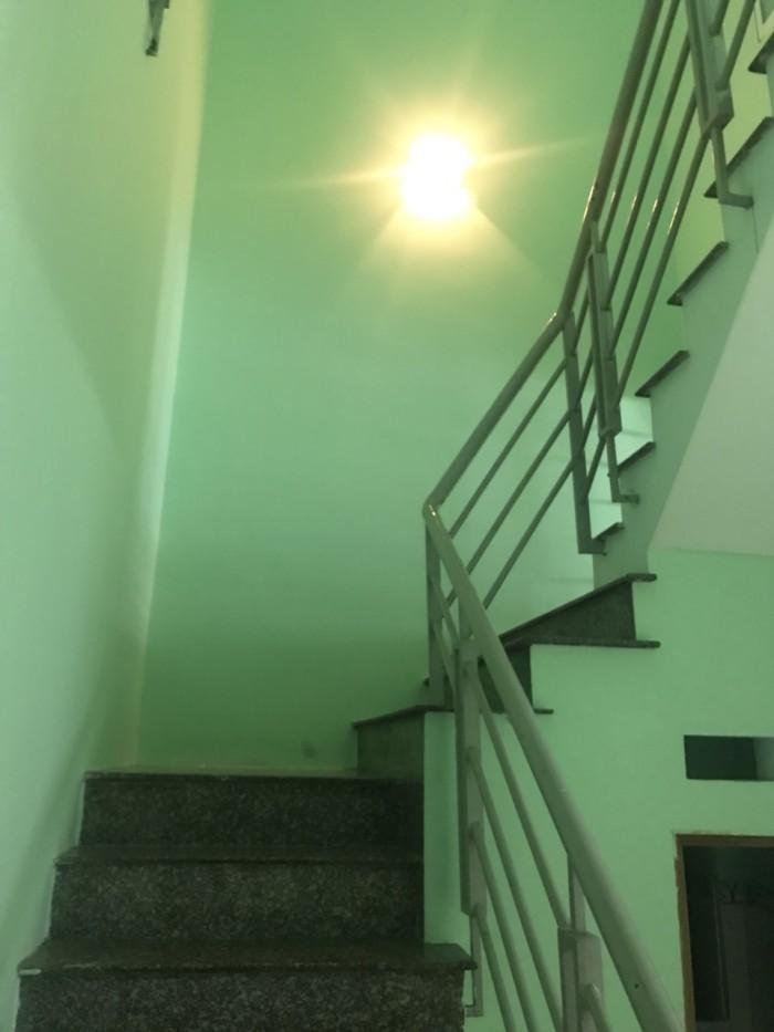 Chủ bán gấp căn nhà 1 trệt 1 lầu đúc Đường số 4, Linh Tây, Thủ Đức