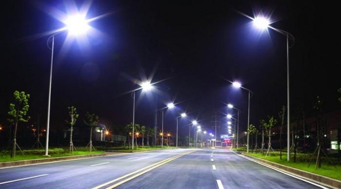Đèn chiếu sáng đường phố, đèn đường chính hãng - Mayor Wolf HK0
