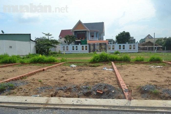 Gia đình cần tiền bán gấp lô đất gần kcn tiến nga sổ riêng DT 100m2