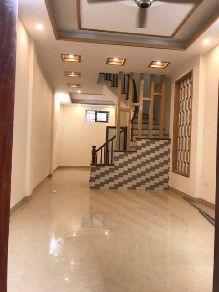 Mở bán 4 Căn Cầu Cốc, vị trí đẹp, gần trường,UB Phường,37m2 Xây 4 tầng