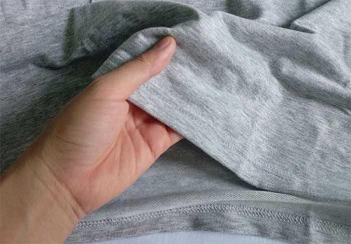 Chất liệu may áo thun đồng phục - vải thun cá sấu