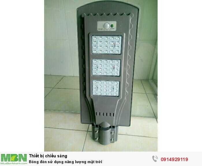 Bóng đèn sử dụng năng lượng mặt trời1