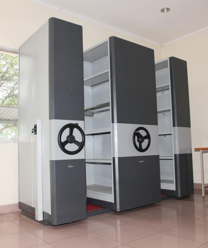 Steel Design VN - Tủ hồ sơ di động ; tủ sắt văn phòng, tủ sơn tĩnh điện1