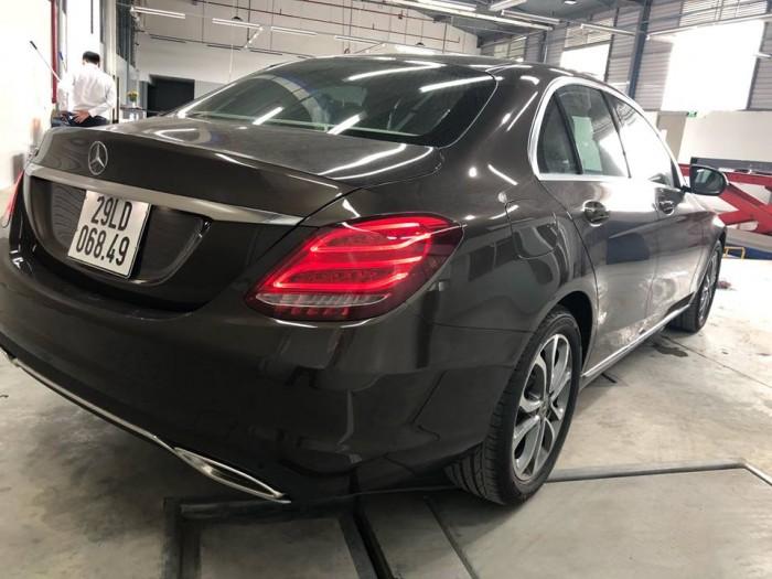 Bán Mercedes C200 chính hãng, Chưa lăn bánh 4