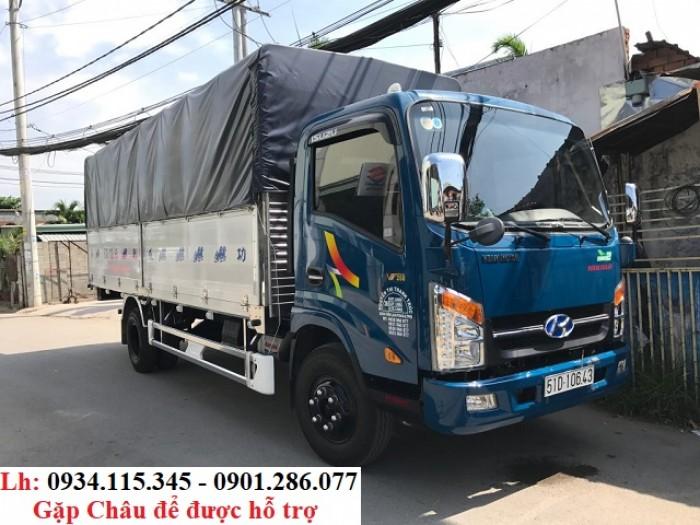 Đại Lí Xe Tải Trả Góp Tây Đô Kiên Giang - Veam VT260-1 + Trả Góp 80% 0