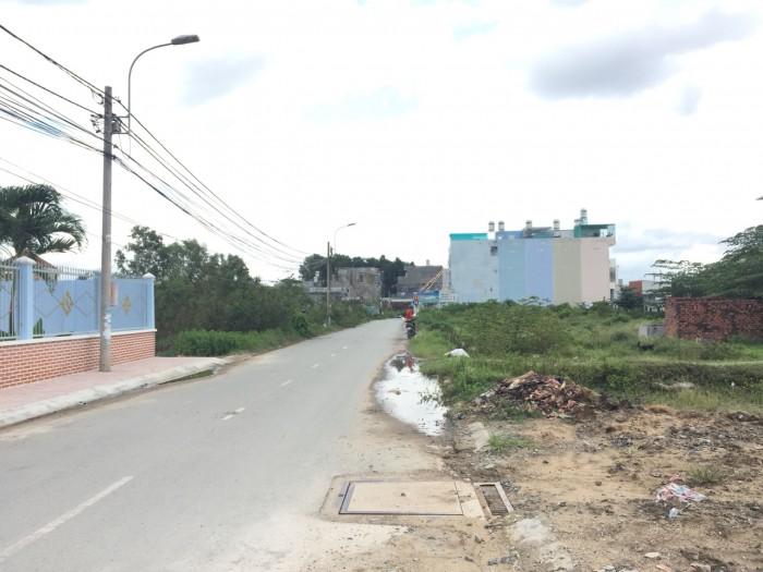 Lô đất mặt tiền kinh doanh, đường Võ Văn Hát đối diện Trường Đại học Tài chính, sổ hồng riêng