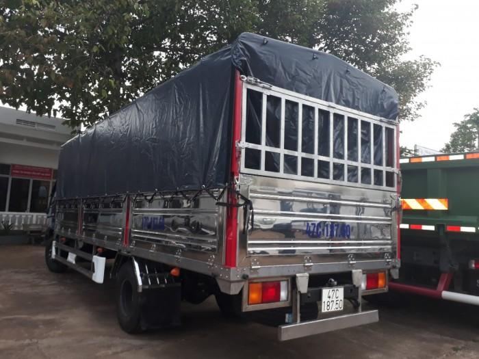 Khuyến mãi mua xe tải Hyundai HD120SL 8 tấn - Hyundai Vũ Hùng cam kết giá xe tải rẻ nhất miền Nam - GỌI 0933638116 (Mr Hùng 24/24)