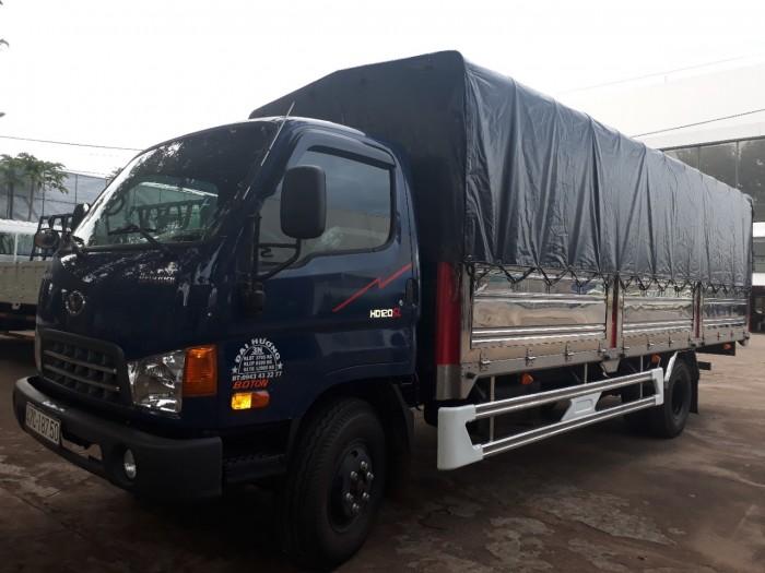 Xe tải Hyundai HD120SL 8 tấn - Hyundai Vũ Hùng cam kết giá xe tải rẻ nhất miền Nam - GỌI 0933638116 (Mr Hùng 24/24)