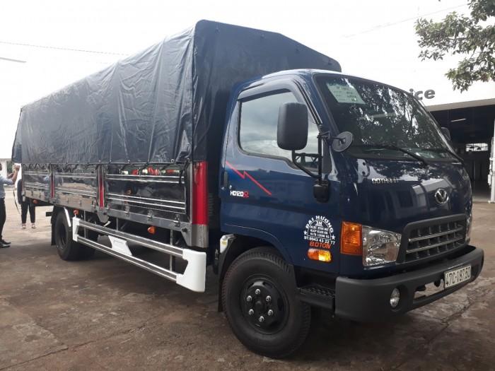 Bán xe tải Hyundai HD120SL 8 tấn trả trước chỉ 100 triệu - Hyundai Vũ Hùng cam kết giá xe tải rẻ nhất miền Nam - GỌI 0933638116 (Mr Hùng 24/24)