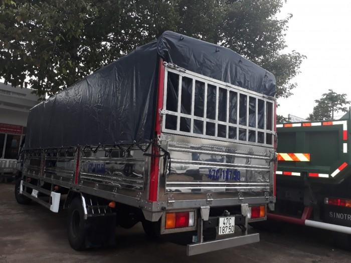 Mua xe tải Hyundai HD120SL 8 tấn - Hyundai Vũ Hùng cam kết giá xe tải rẻ nhất miền Nam - GỌI 0933638116 (Mr Hùng 24/24)