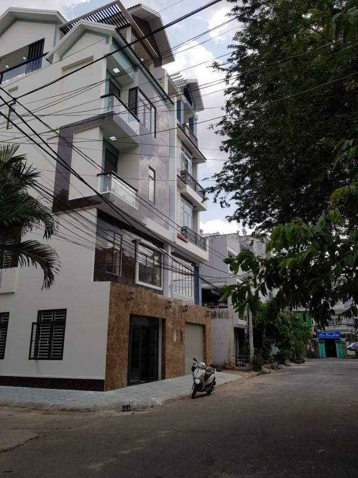 Bán nhà phố Hiệp Bình Chánh DT 60m2 1 trệt 1 lửng 3 lầu giá thương lượng chính chủ