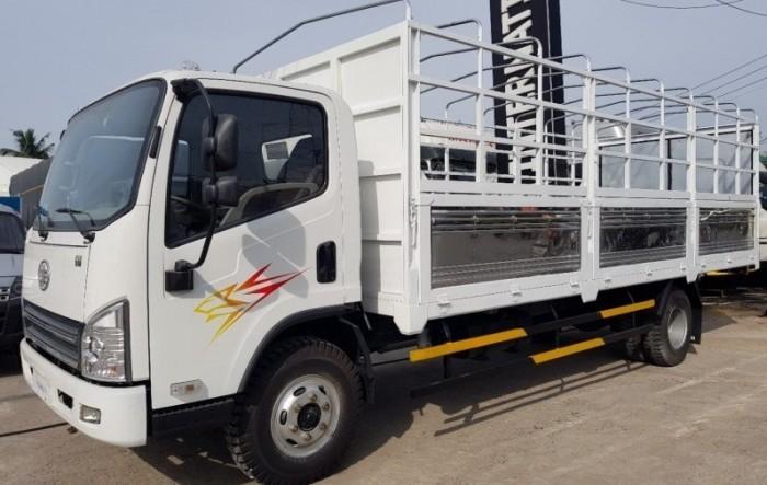 Chuyên bán xe tải faw 7 tấn 3 thùng 6m2, được cho vay 80% xe