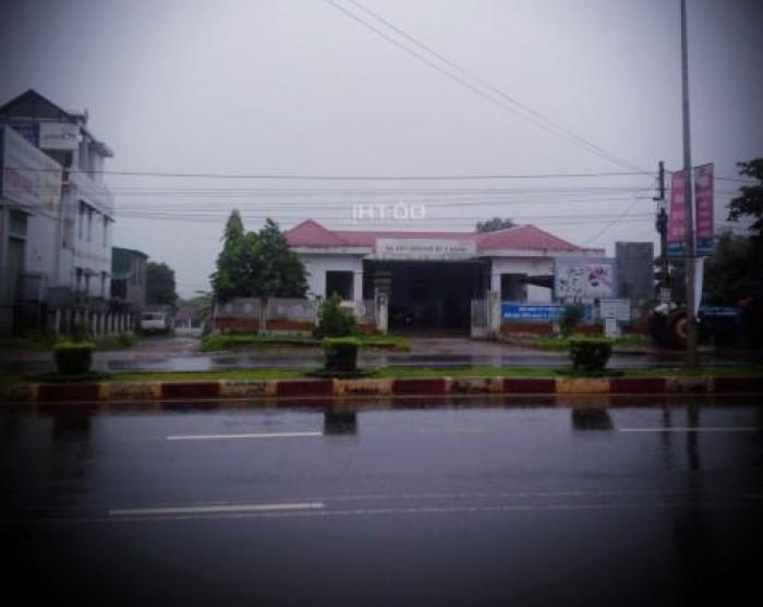 Bán nhà cấp 4 cũ 2 mặt tiền Nguyễn Chí, 280m2