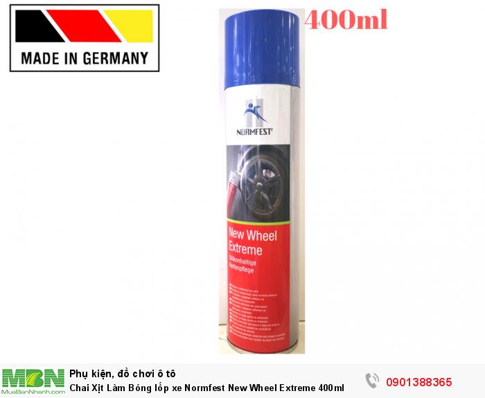 Sản phẩm an toàn không dể lại bất kỳ dư lượng nào trên bề mặt sơn hoặc nhựa