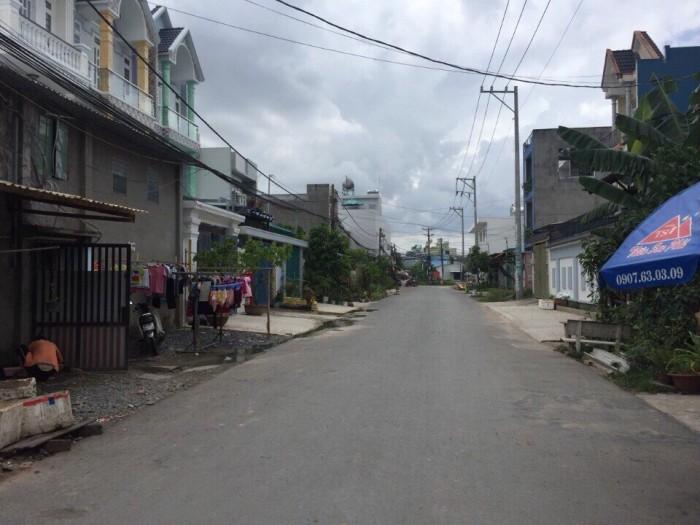 Đất nền khu Đô Thị Hưng Long-Nơi đầu tư an cư tại Long An. Sổ hồng riêng
