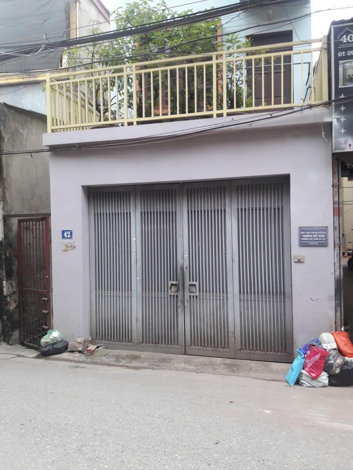 Nhà cũ, đất rộng, siêu kinh doanh, mặt phố Khu Kim Đồng, Nguyễn Chính 192m2, MT6.7m