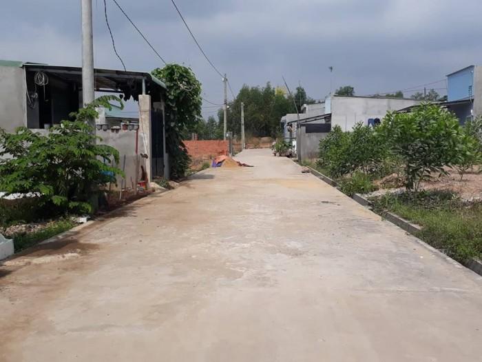 Đất câng bán giá rẻ đường lớn Võ Nguyên Giáp gần trường tiểu học Tân Cang