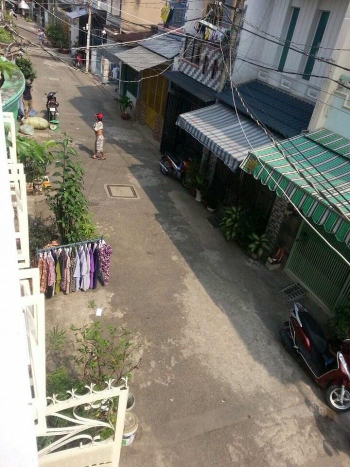 2 căn nhà hẻm 5m cách ngã 5 Vĩnh Lộc 500m