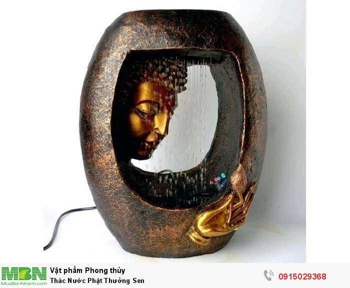 Thác Nước Phật Thưởng Sen0