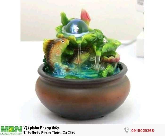 Thác Nước Phong Thủy - Cá Chép0