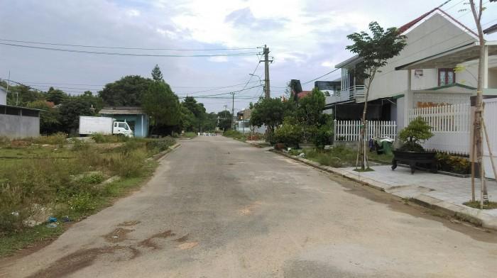 Đất kqh Hoài Thanh, đường 13,5m, 3 mặt tiền