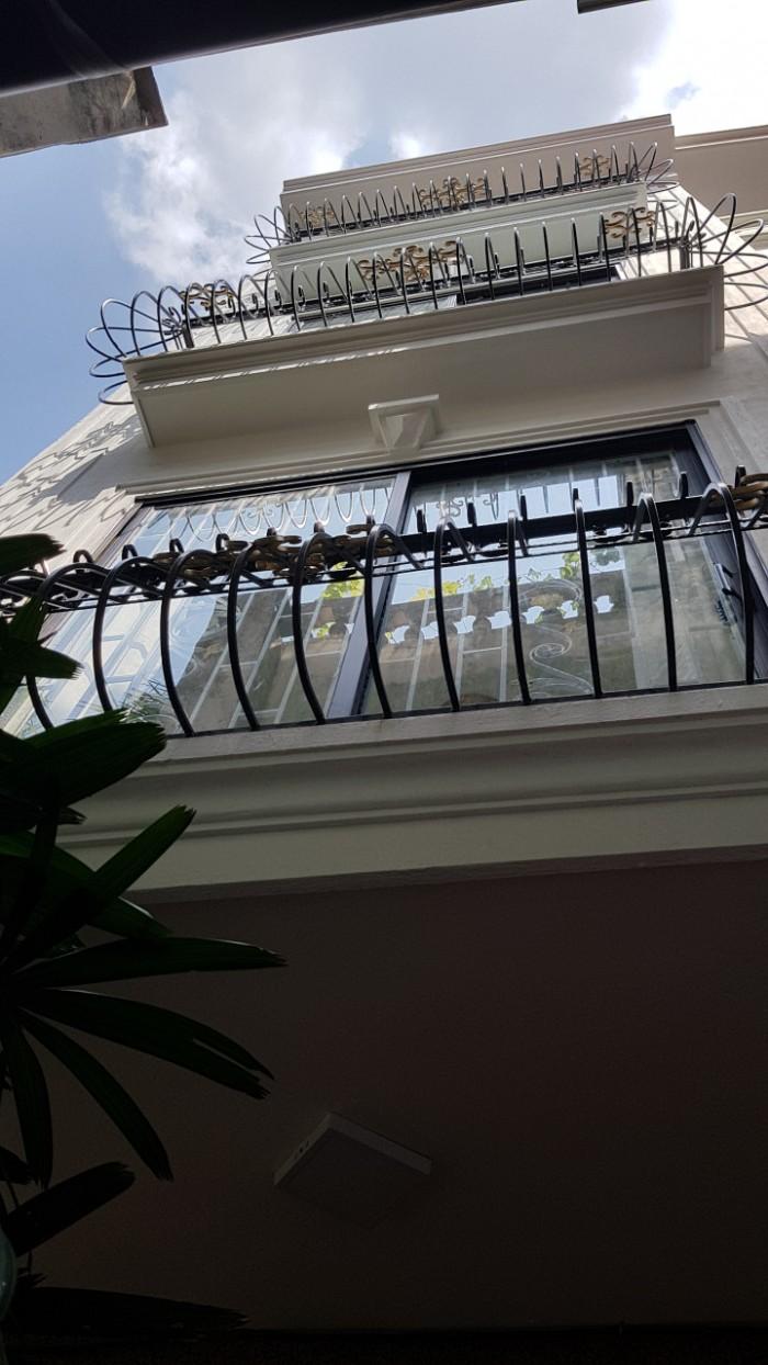 Bán nhà Hà Trì 4 (4Tx30m2) vị trí đẹp, nhà đầu hồi 2 mặt thoáng, nội thất cao cấp đất vuông vắn.