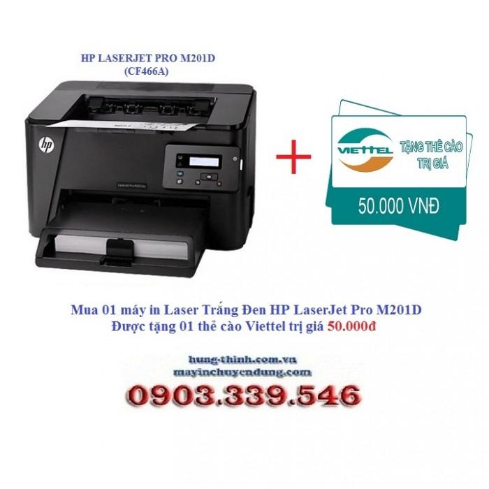 Máy In Laser HP LaserJet Pro M201D0