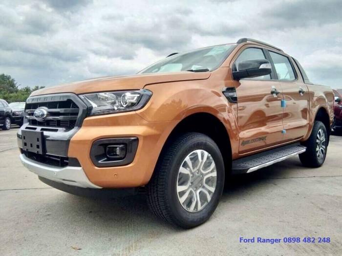 Giá xe bán tải Ford Ranger WIldtrak 2018 Bi-Turbo giao nhanh
