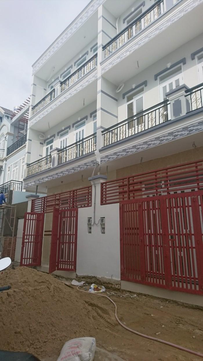 Bán nhà Nguyễn Bình, Phú Xuân, Nhà Bè. Ngay gần UBND huyện Nhà Bè. DT 48m2
