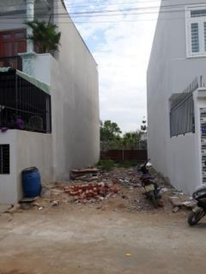 Ngân hàng thanh lý lô đất đường Vĩnh Lộc, 4.5x20, sổ hồng riêng