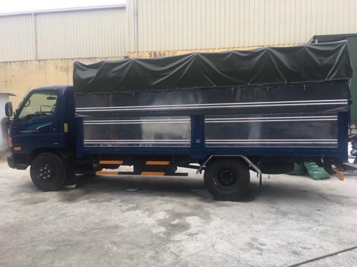 Hyundai  7 tấn Mighty 110S Thành Công.