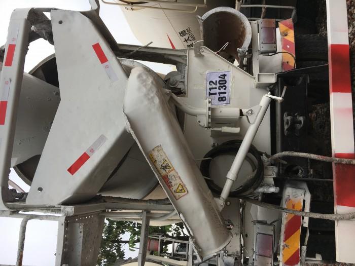 Xe trộn Sany 6m3 hàng dùng lướt sản xuất năm 2013, mới chạy 1 vạn km, hàng nội địa nhập khẩu nguyên chiếc