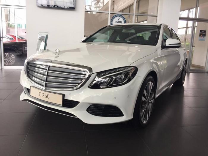 Bán Mercedes C250 có sẵng giao ngay 1 nốt nhạc