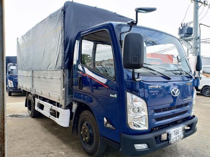 Xe tải Hyundai IZ65 3.5 tấn thùng mui bạt, trả trước 70 triệu, giao xe ngay