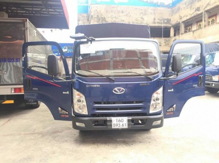 Khuyến mãi mua xe tải Hyundai IZ65 3.5 tấn thùng mui bạt, trả trước 70 triệu, giao...