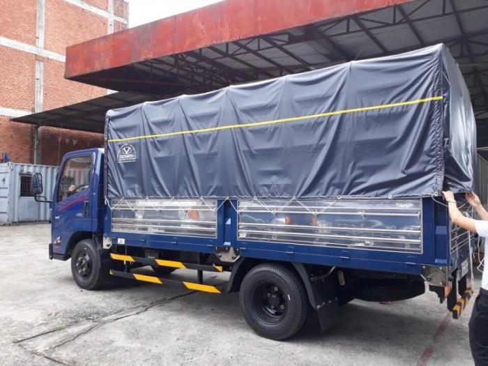Bán xe tải Hyundai IZ65 3.5 tấn thùng mui bạt, trả trước 70 triệu, giao xe ngay - G�...
