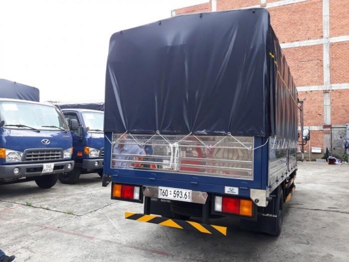 Bán xe tải Hyundai IZ65 3.5 tấn thùng mui bạt rẻ nhất miền Nam - Hyundai Vũ Hùng cam kết trả trước chỉ 70 triệu - Gọi 0933638116 (Mr Hùng 24/24)