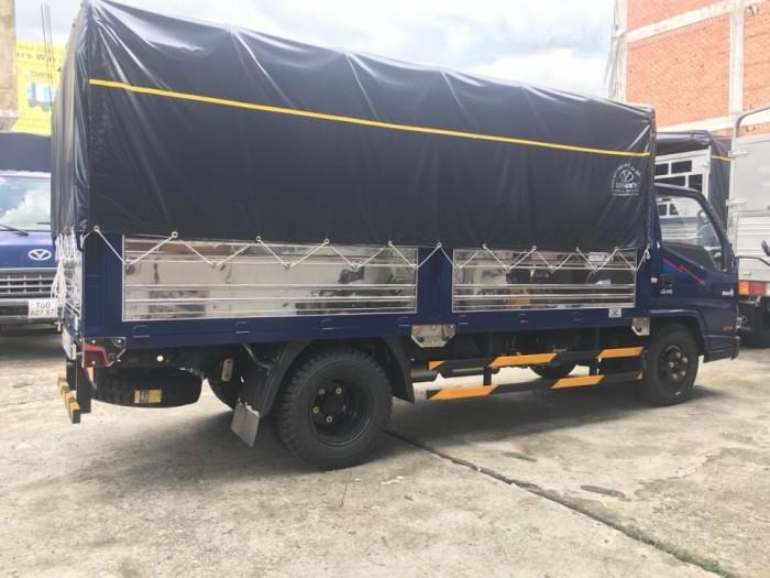 Xe tải Hyundai IZ49 2.5 tấn thùng mui bạt, trả trước 50 triệu, giao xe ngay - Gọi 0933638116 (Mr Hùng 24/24)