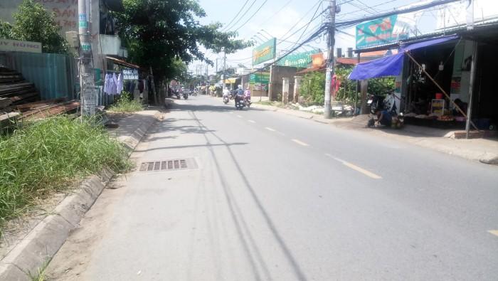 Bán đất mặt tiền đường Lê Văn Lương. Có sổ riêng