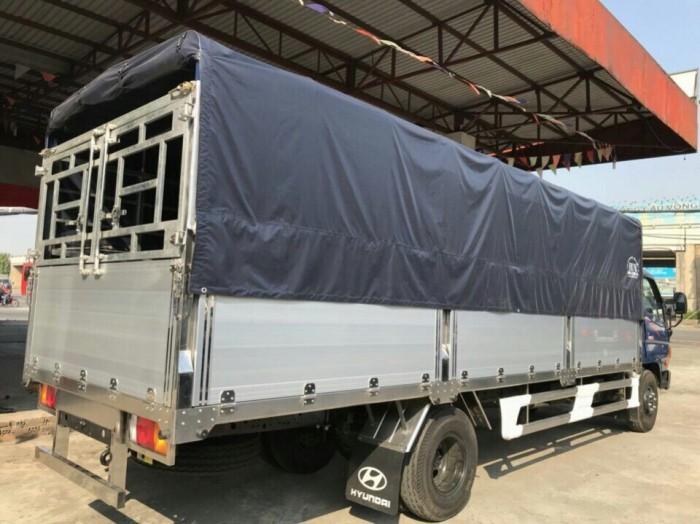 Bán xe tải Hyundai HD120SL 8 tấn thùng mui bạt rẻ nhất miền Nam, trả trước 100 triệu giao luôn xe - Gọi 0933638116 (Mr Hùng 24/24)