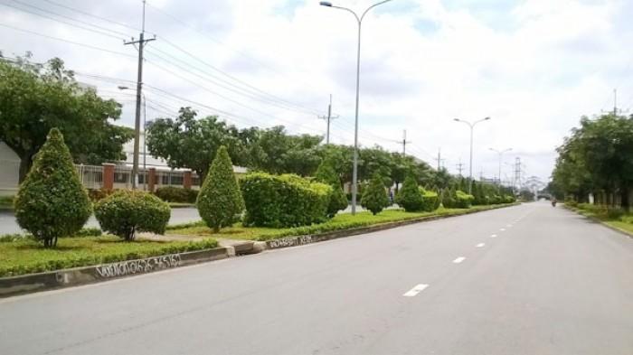 Bán đất nền mặt tiền đường thương mại Nguyễn Hữu Cảnh