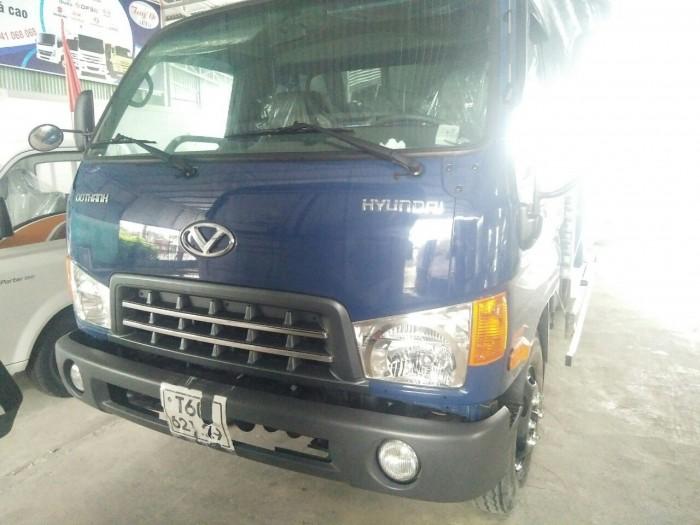Bán xe Tải Hyundai 8 Tấn HD120SL Đô Thành Thùng Dài 6m2 rẻ nhất tại Hyundai Vũ Hùn...
