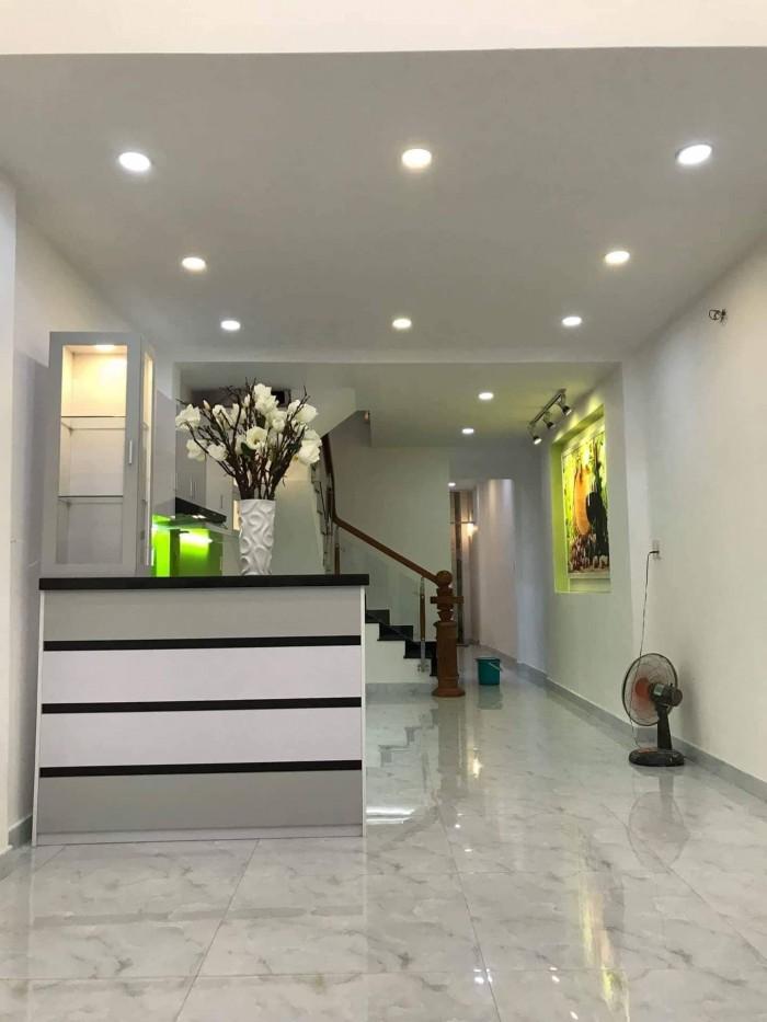 Bán Nhà HXH Trương Quốc Dung, 1Trệt, 3lầu