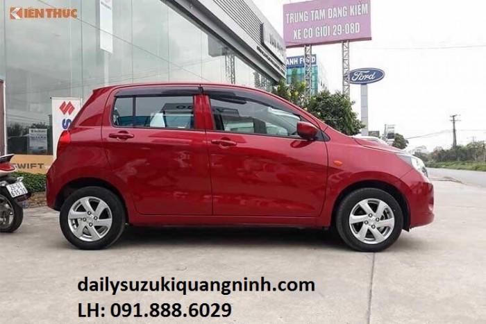 Suzuki Celerio tại quảng ninh, xe nhập giá tốt, khuyến mại lớn