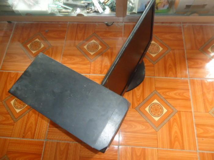 Bộ máy bàn H61 gigabyte + màn 20in đèn led2