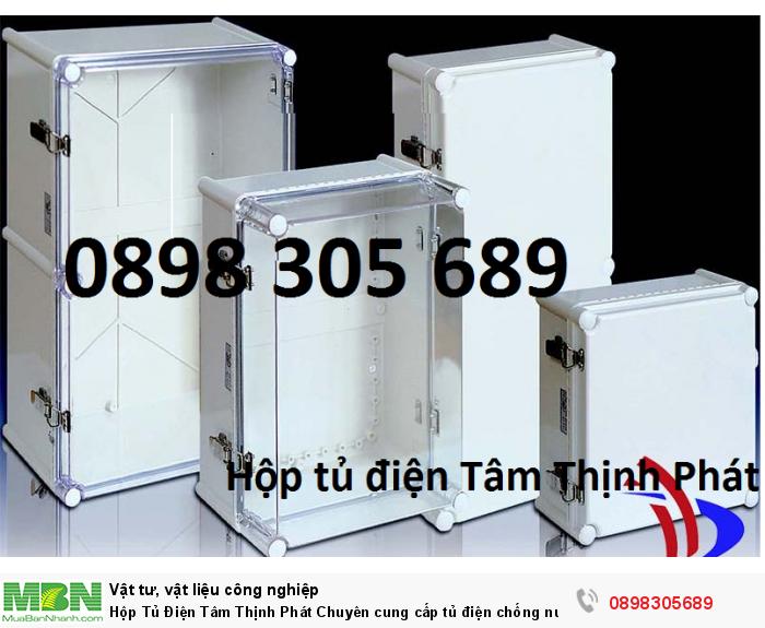 Hộp Tủ Điện Tâm Thịnh Phát Chuyên cung c